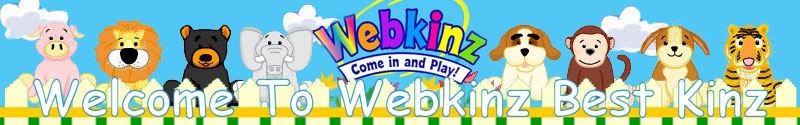 Webkinz Best Kinz