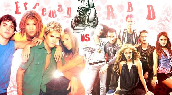 Erreway Vs. RBD