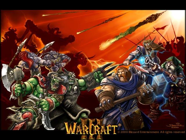 History of warcraft Battle11