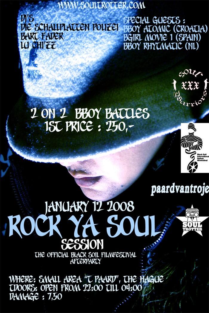 Rock Ya Soul Session / Amsterdam 12.01. Rys-v11