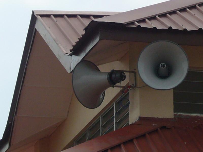 SPEAKER BARU SURAU P1030413