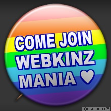 "Post your ""Webkinz Mania"" creations here! Button10"