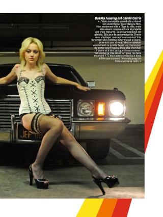 Runaways feature in Premiere Magazine - France 05428711