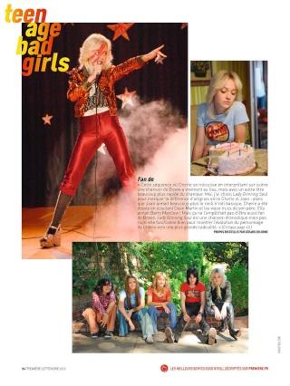 Runaways feature in Premiere Magazine - France 6c45dd10