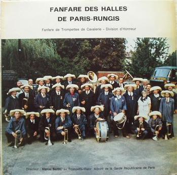 Disque Fanfare des Halles de Paris  B2zj4u10