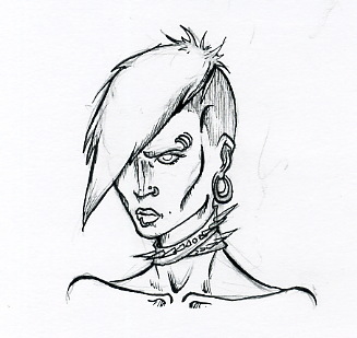 [projet] Comics, bande de super-héros punks Madame11