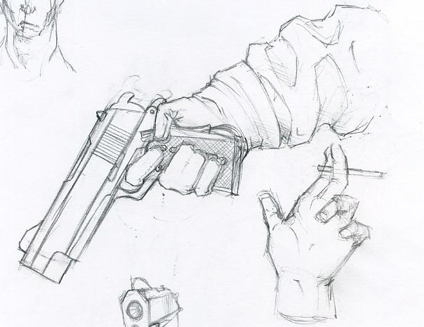 [projet] Comics, bande de super-héros punks Tien_u10