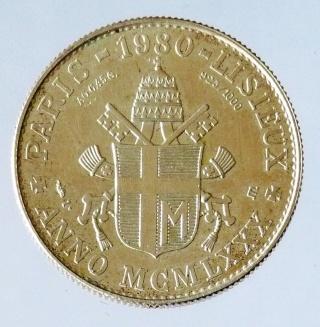 Juan Pablo II en Lisieux P1020313