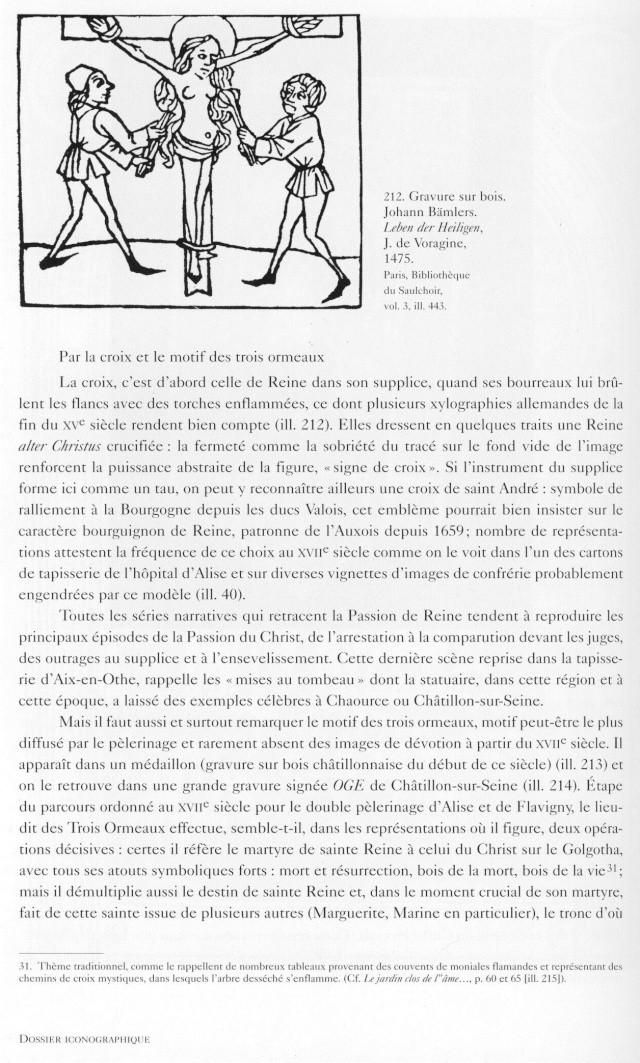 Santa Regina  de Alise / Los tres Ormeaux   - MR(088) Scan-111