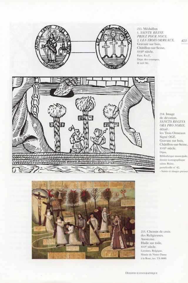 Santa Regina  de Alise / Los tres Ormeaux   - MR(088) Scan-112