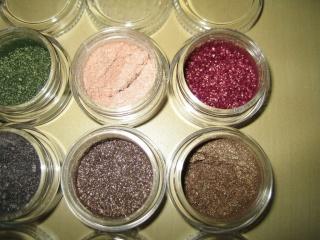 Poudre éclat de couleur (Pigments) Pigmen11
