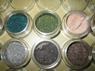 Poudre éclat de couleur (Pigments) Pigmen12
