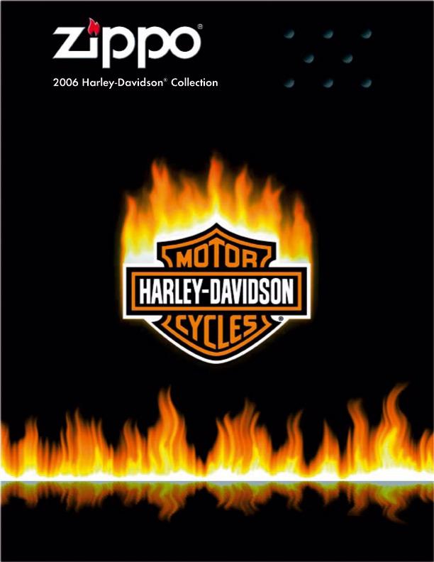 Harley Davidson Collection 2006 (version US) 010