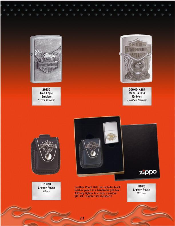 Harley Davidson Collection 2005 (version US) 1111