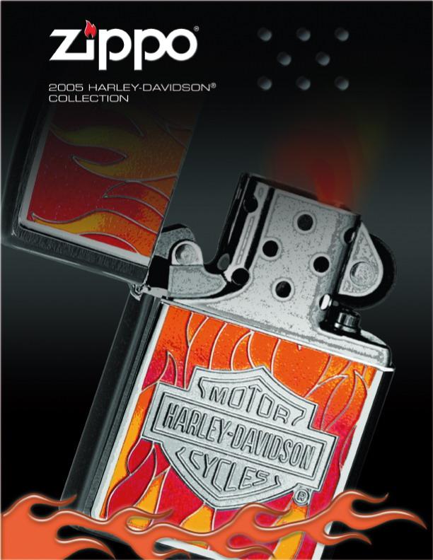 Harley Davidson Collection 2005 (version US) 112