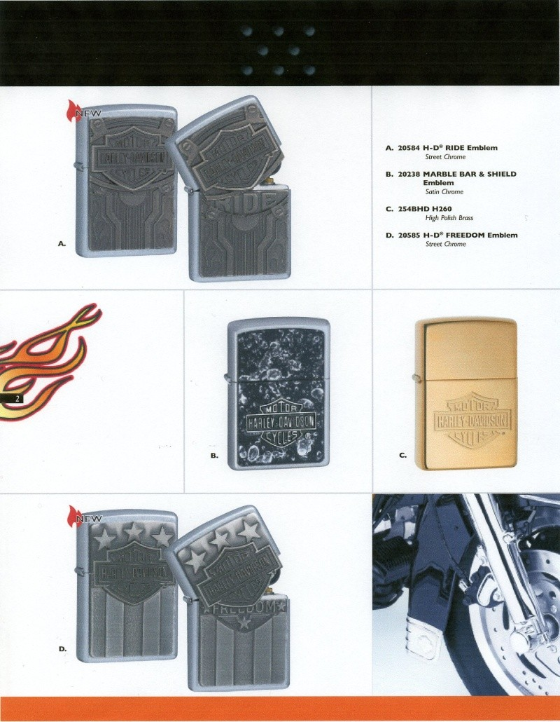 Harley Davidson Collection 2004 ( Version US) 212