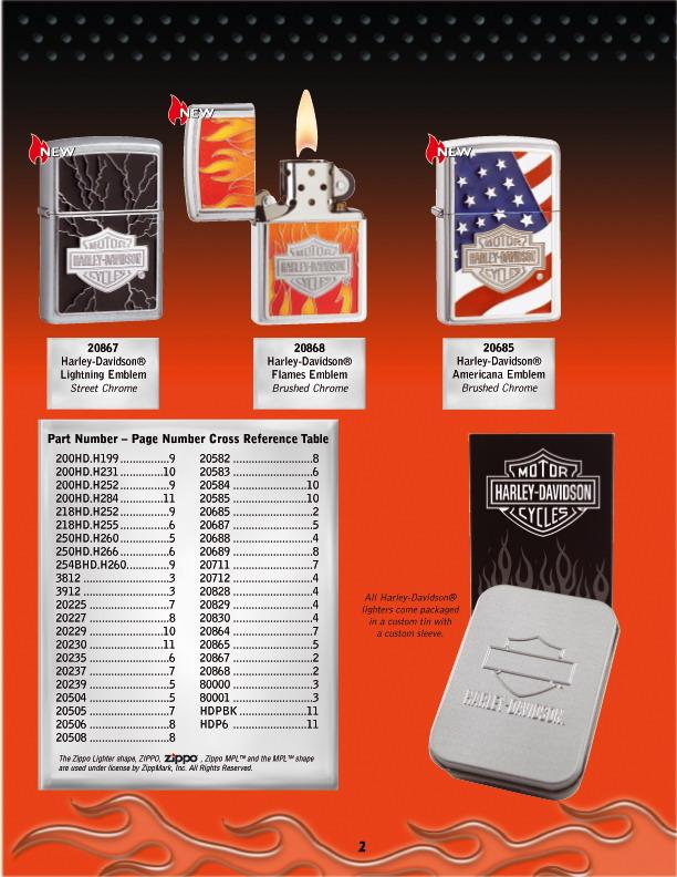 Harley Davidson Collection 2005 (version US) 213