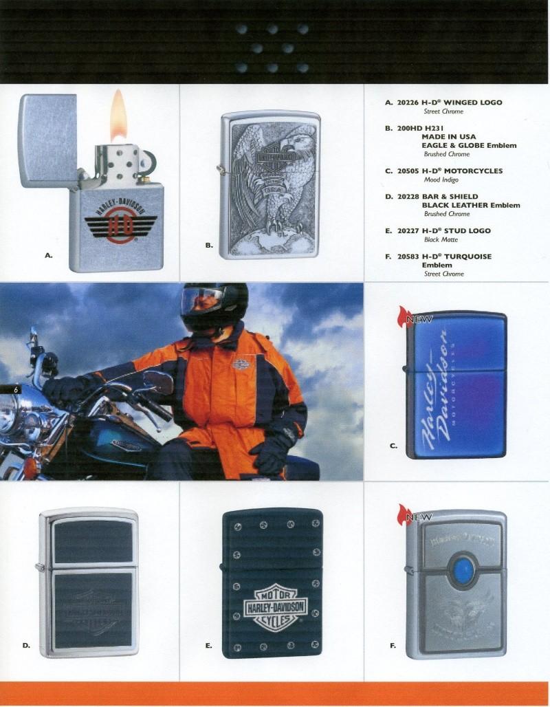 Harley Davidson Collection 2004 ( Version US) 611