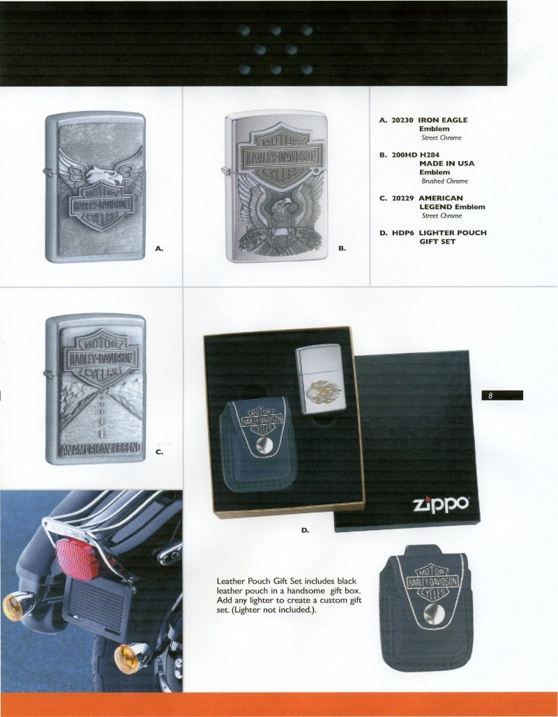 Harley Davidson Collection 2004 ( Version US) 811