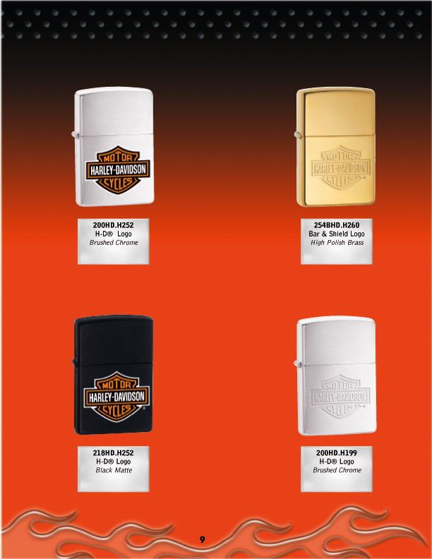 Harley Davidson Collection 2005 (version US) 912