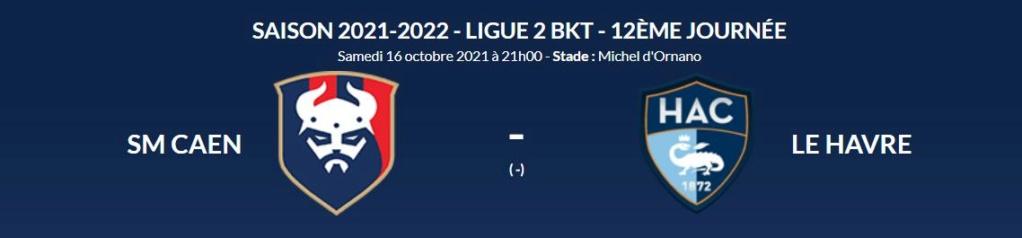 DERBY [12è journée de Ligue 2] SM Caen - Le Havre AC Smc-ha10