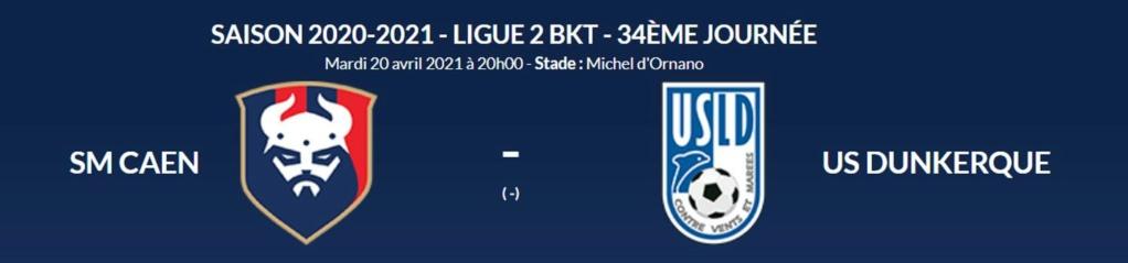 [34è journée de L2]  SM Caen 1-1 USL Dunkerque Smc-us10