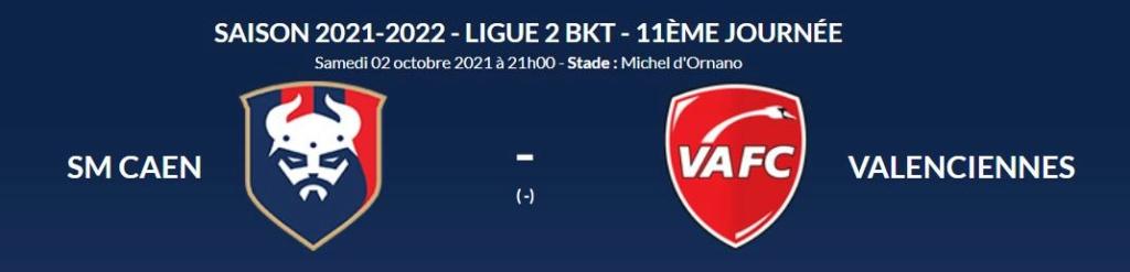 [11è journée de Ligue 2] SM Caen - Valenciennes FC Smc-va10