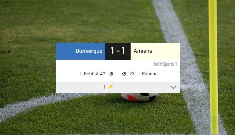[36e journée de L2] SM Caen 0-0 AJ Auxerre Usdunk10