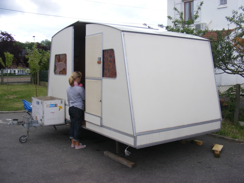 [91] Vends caravane Rapidi confort Matic Dscf1811