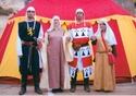 Photos et vidéo de la 1ère Fête Médiévale de Sainte Agnès 2011 Scan0011