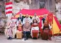 Photos et vidéo de la 1ère Fête Médiévale de Sainte Agnès 2011 Scan0016