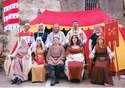 Photos et vidéo de la 1ère Fête Médiévale de Sainte Agnès 2011 Scan0017