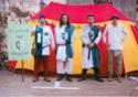 Photos et vidéo de la 1ère Fête Médiévale de Sainte Agnès 2011 Scan0022