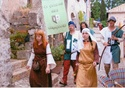 Photos et vidéo de la 1ère Fête Médiévale de Sainte Agnès 2011 Scan0024