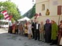 Photos et vidéo de la 1ère Fête Médiévale de Sainte Agnès 2011 Steagn42
