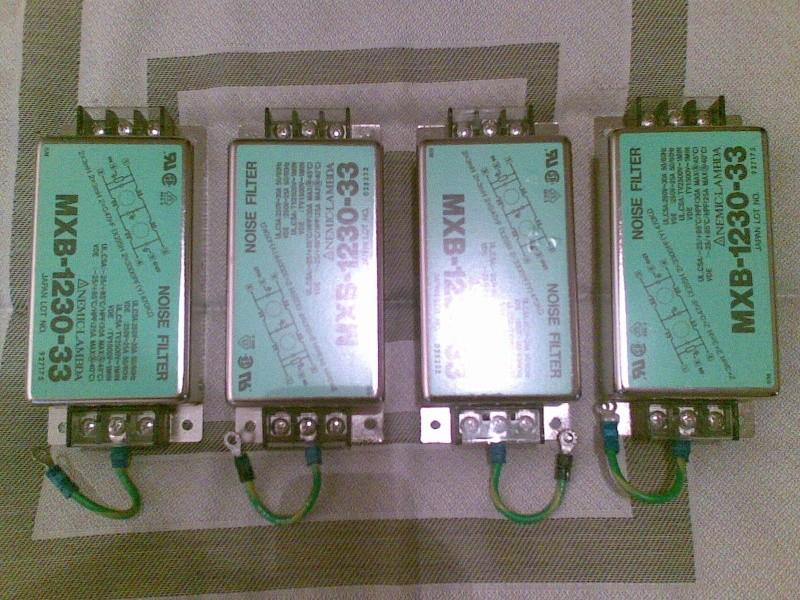 Construção de Filtro de Rede com 5 tomadas e Proteção... 18022011