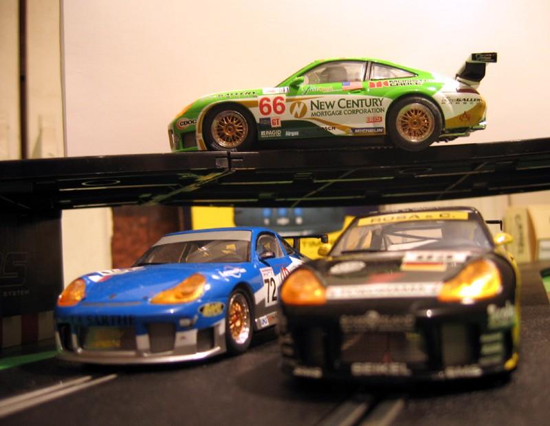 GT3 slot racing 1/32 3gt30210