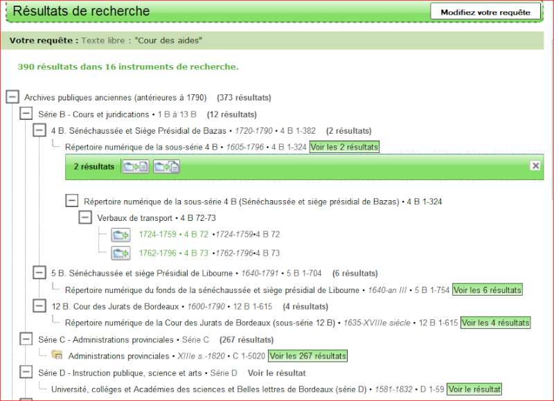 documents Cour des Aides de Bordeaux Captur50
