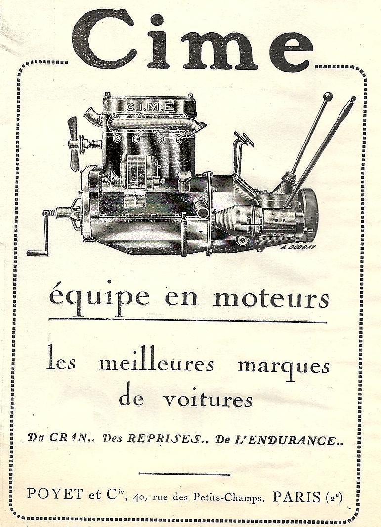 Moteur de cyclecar et voiturette - Page 6 Moteur10