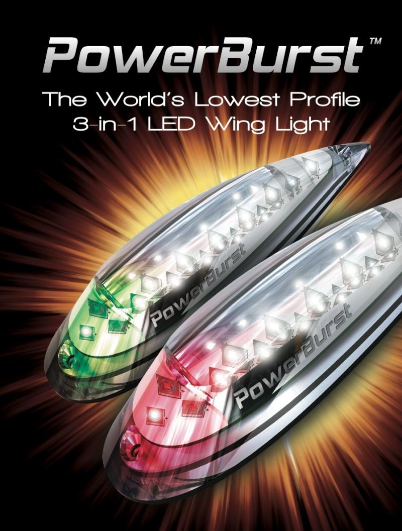 Strobes à LED Captur14