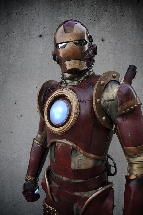 Iron-man version steampunk 5747710