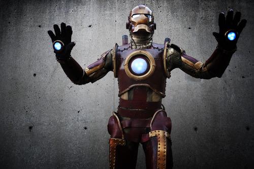 Iron-man version steampunk 5747810