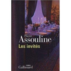 [Assouline, Pierre] Les invités Invita10