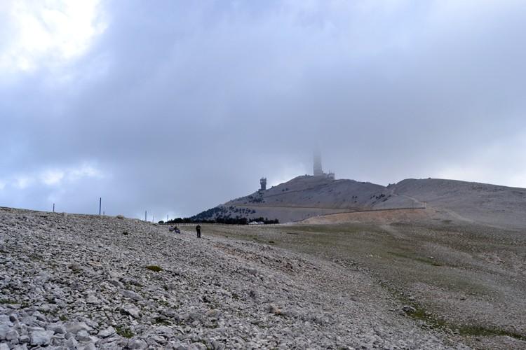 Davarrée au Mont Ventoux 2311