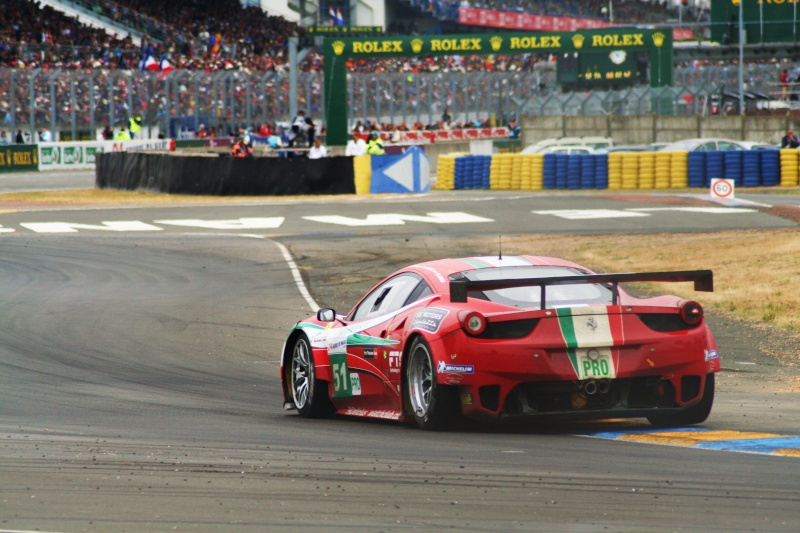 [PHOTOS] 24 Heures du Mans 2011 29510
