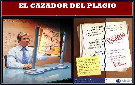 EL CAZADOR DEL PLAGIO