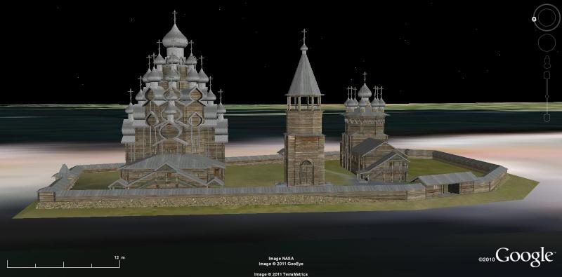 Grands Monuments du Monde en structure 3D [Sketchup] - Page 2 Russie11