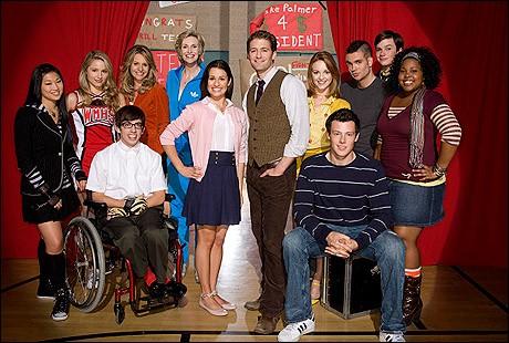 Glee, saison 1.  10010810