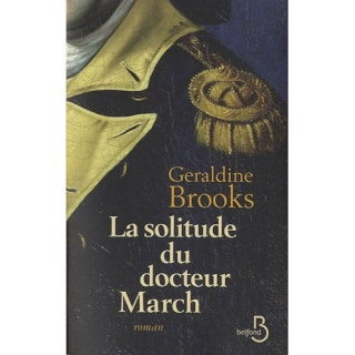 La Solitude du docteur March, Geraldine Brooks. 51kwwy10