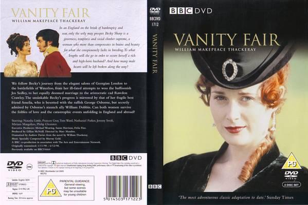 La Foire aux vanités, de William Makepeace Thackeray.  Bbc-va10